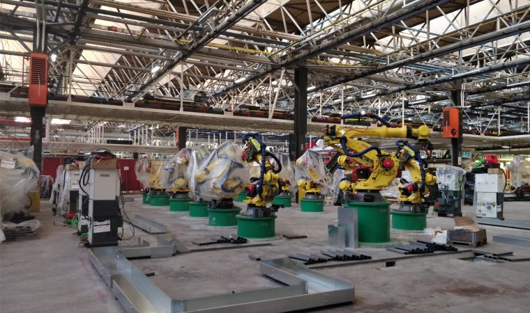 Special purpose machines and automated systems